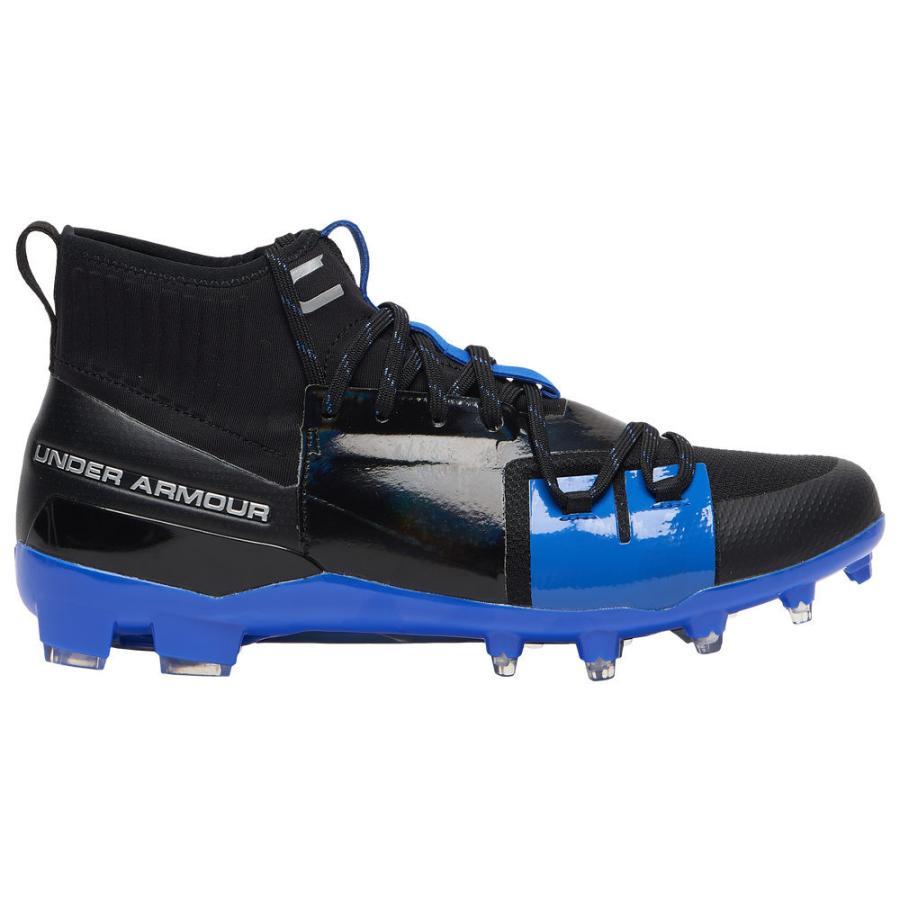 【絶品】 アンダーアーマー シューズ・靴 Under Armour メンズ アメリカンフットボール シューズ Armour・靴 C1N MC Black/Royal Black/Royal CAM NEWTON, 滝根町:0caaa273 --- airmodconsu.dominiotemporario.com