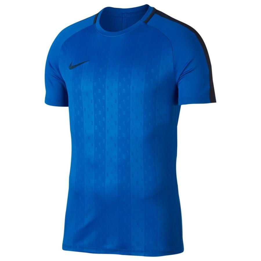 ナイキ Nike メンズ サッカー トップス academy short sleeve top Hyper Royal/Obsidian