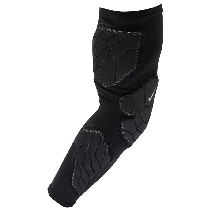 ナイキ Nike メンズ アメリカンフットボール サポーター Pro Hyperstrong Padded Arm Sleeve 3.0 Worn on Left Arm