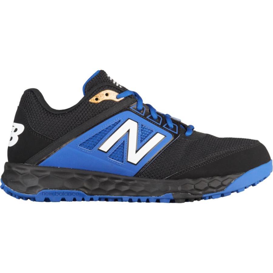 ニューバランス New Balance メンズ 野球 シューズ・靴 3000v4 turf 黒/Royal