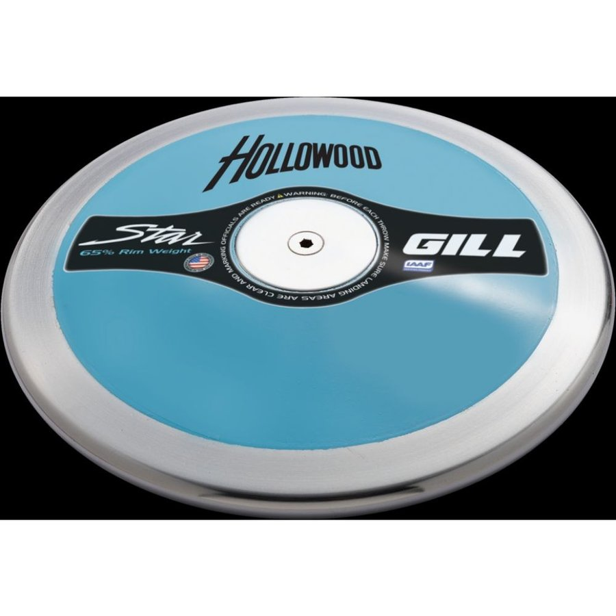 ギル Gill ユニセックス 陸上 Hollowood Star Discus Pricing Varies Based On Weight