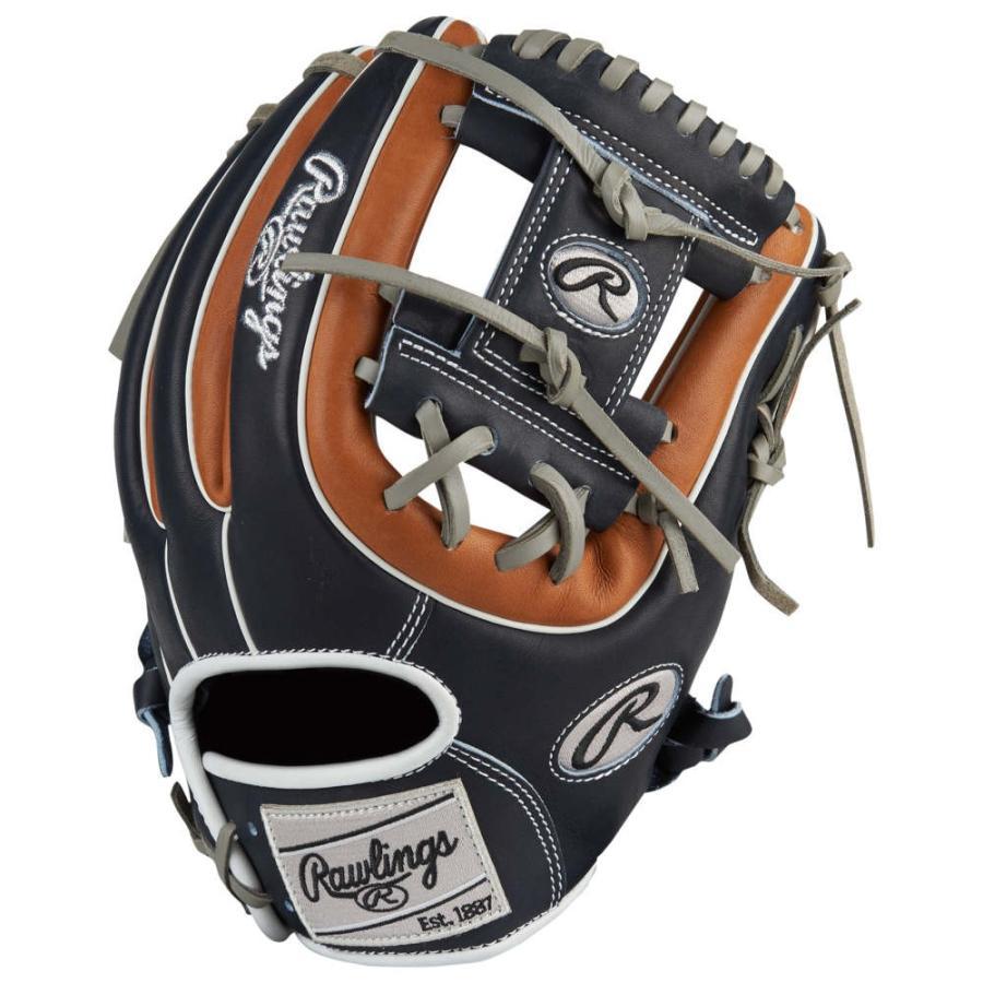 ローリングス Rawlings メンズ 野球 野手用 グローブ heart of the hide fielder's glove
