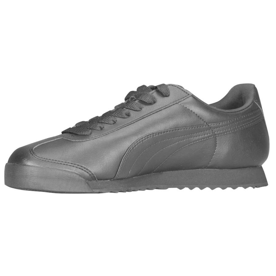プーマ PUMA メンズ フィットネス・トレーニング シューズ・靴 roma basic Black/Black
