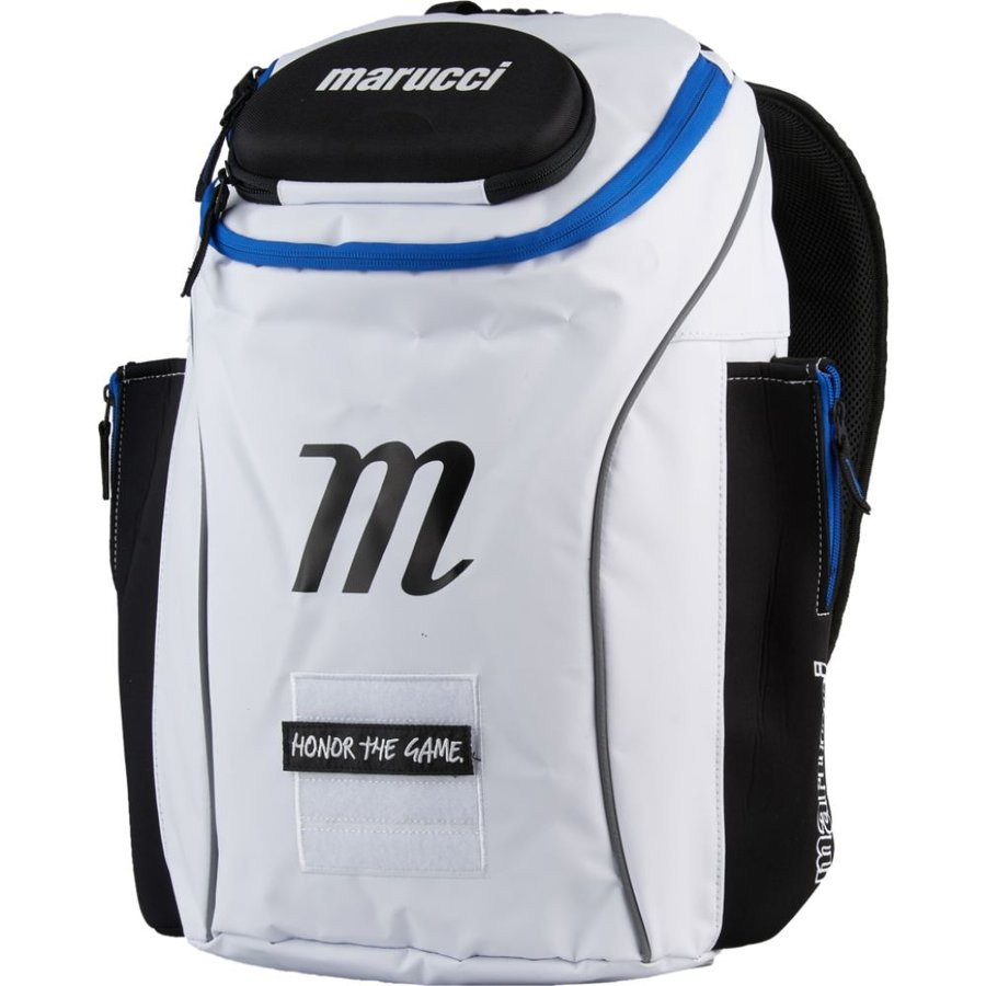 マルッチ Marucci メンズ 野球 バットケース trooper bat pack 白い/Royal