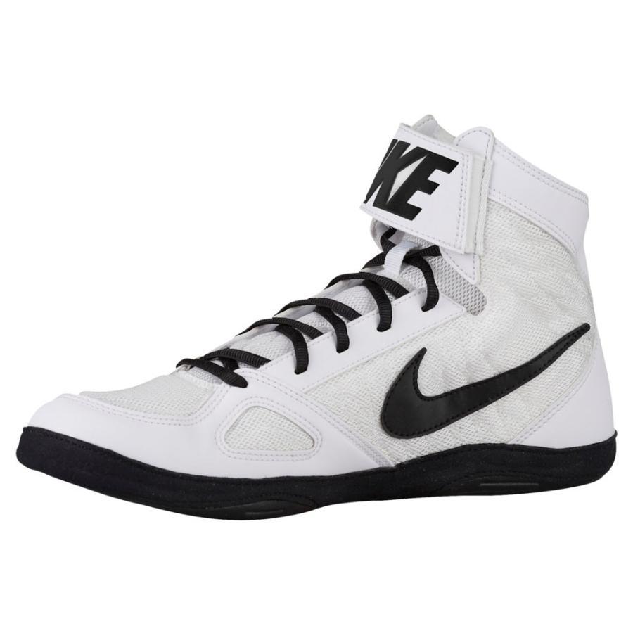 ナイキ Nike メンズ レスリング シューズ・靴 takedown 4 白い/黒/白い