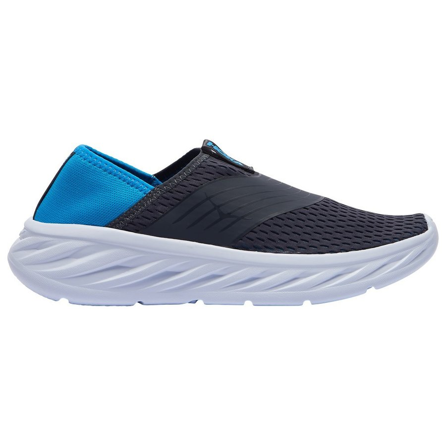 特価商品  ホカ オネオネ HOKA ONE ONE メンズ ONE フィットネス ONE・トレーニング オネオネ シューズ・靴 Ora Recovery Ebony/Dreseden Blue, イタクラマチ:f015eb88 --- airmodconsu.dominiotemporario.com