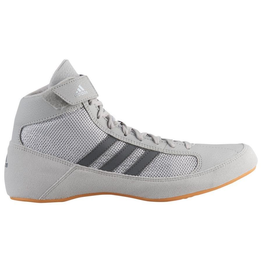 アディダス adidas メンズ レスリング シューズ・靴 hvc 2 Onyx/Dark Onyx