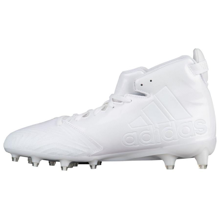 【特別訳あり特価】 アディダス adidas メンズ Freak Mid アメリカンフットボール シューズ・靴 Freak x adidas Carbon Mid White/White/White, エナミ質店ジュエリーGrue:f3ba2c96 --- airmodconsu.dominiotemporario.com