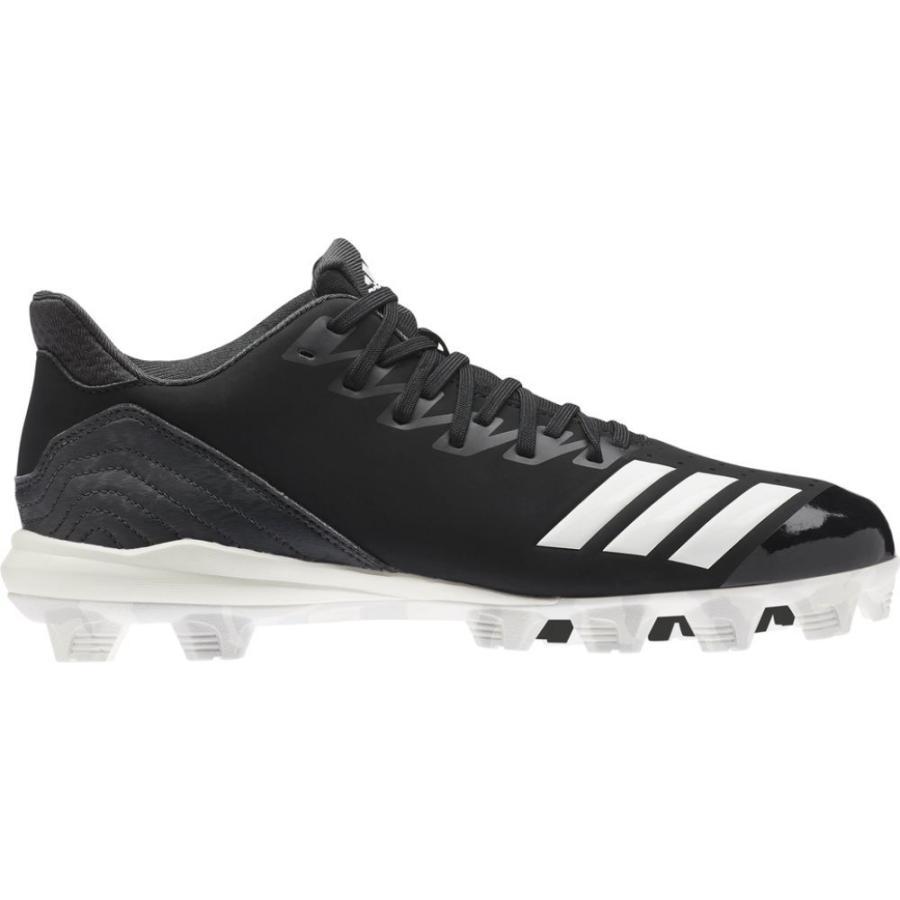 アディダス adidas メンズ 野球 シューズ・靴 icon 4 md 黒/白い