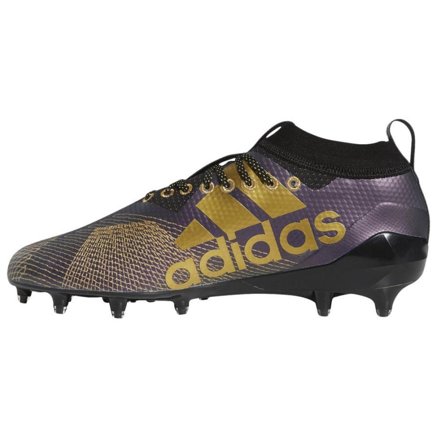 格安人気 アディダス adidas 8.0 メンズ アメリカンフットボール Black/Gold シューズ adidas・靴 adiZero 8.0 Core Black/Gold Met, 日中愛源:b4f22773 --- airmodconsu.dominiotemporario.com