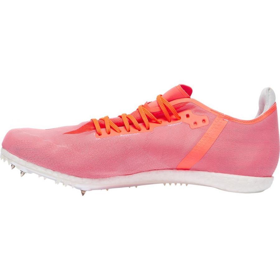 アディダス adidas メンズ 陸上 シューズ・靴 adiZero Avanti Signal Coral/Silver Metallic/Footwear White|fermart|02