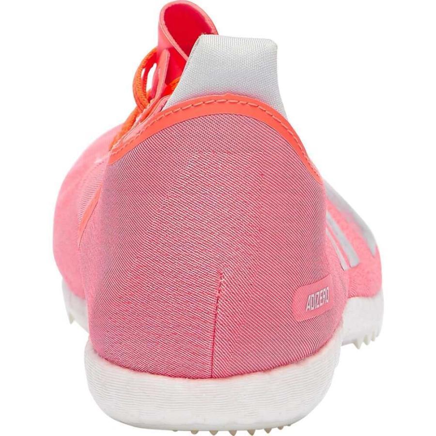 アディダス adidas メンズ 陸上 シューズ・靴 adiZero Avanti Signal Coral/Silver Metallic/Footwear White|fermart|03