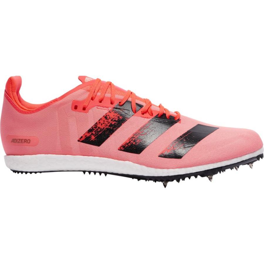 アディダス adidas メンズ 陸上 シューズ・靴 adiZero Avanti Signal Pink/Core Black/Copper Metallic|fermart