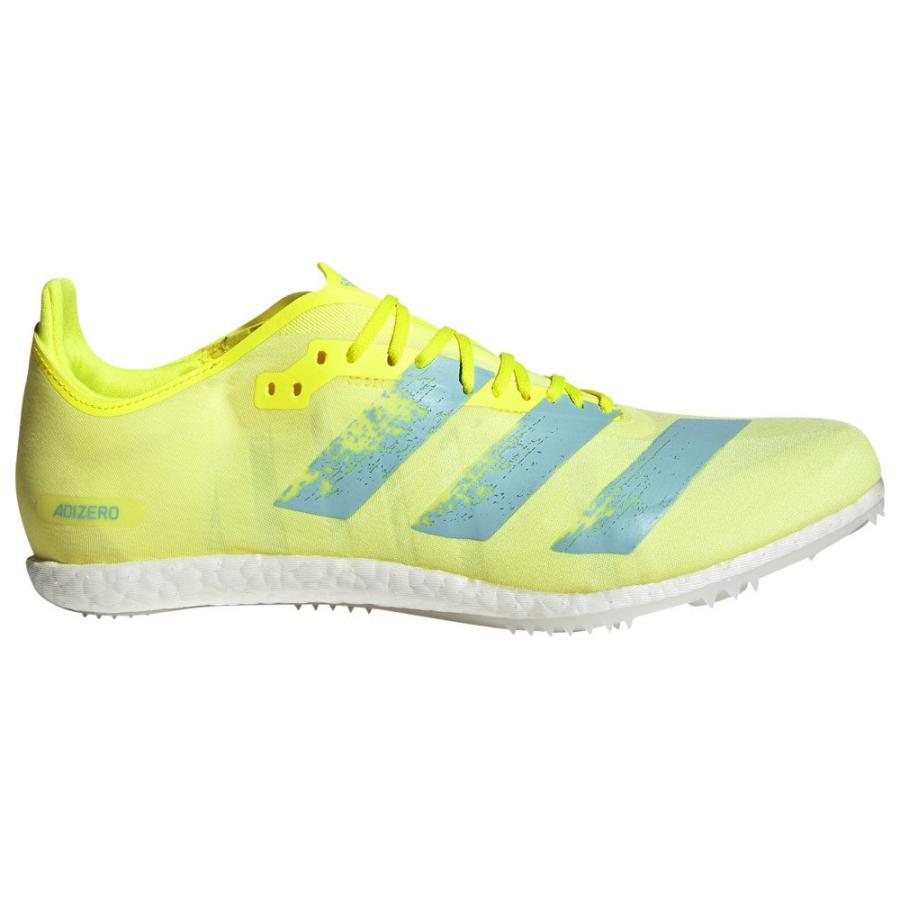 アディダス adidas メンズ 陸上 シューズ・靴 adiZero Avanti Solar Yellow/Clear Aqua/Core Black|fermart