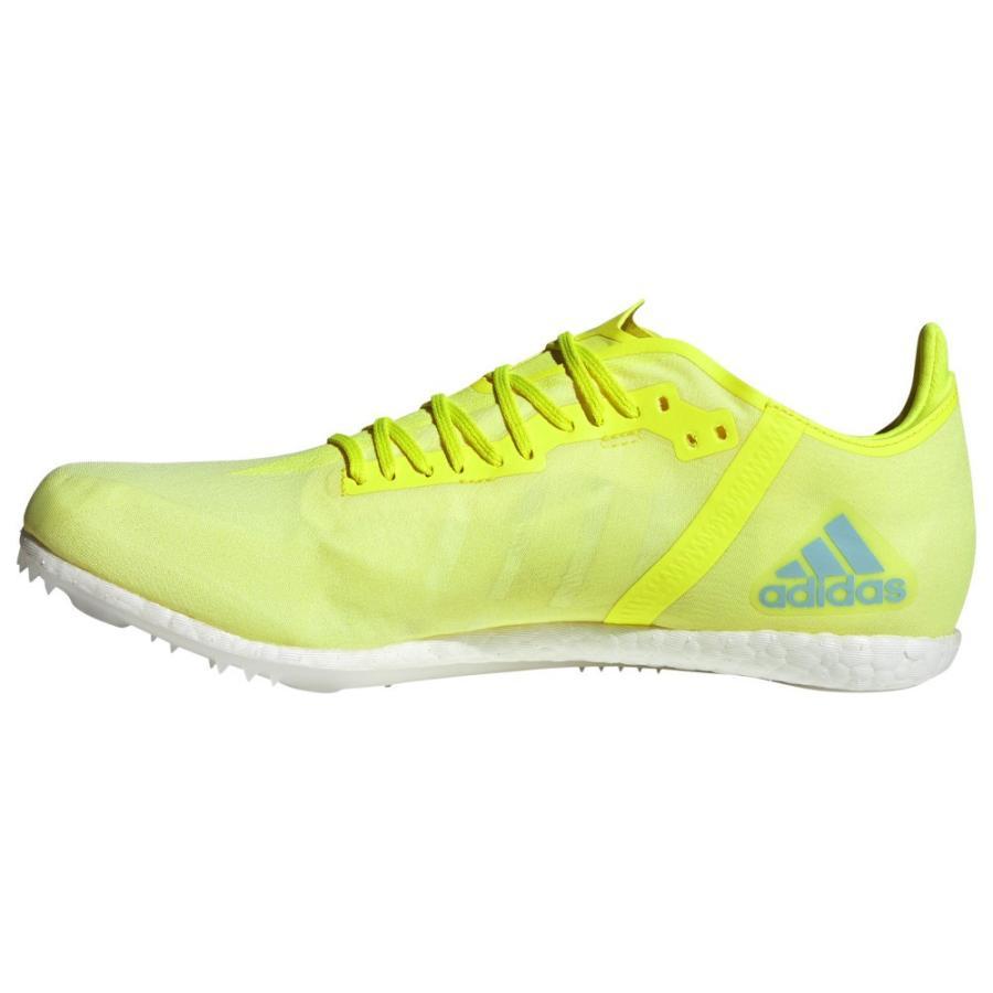 アディダス adidas メンズ 陸上 シューズ・靴 adiZero Avanti Solar Yellow/Clear Aqua/Core Black|fermart|02