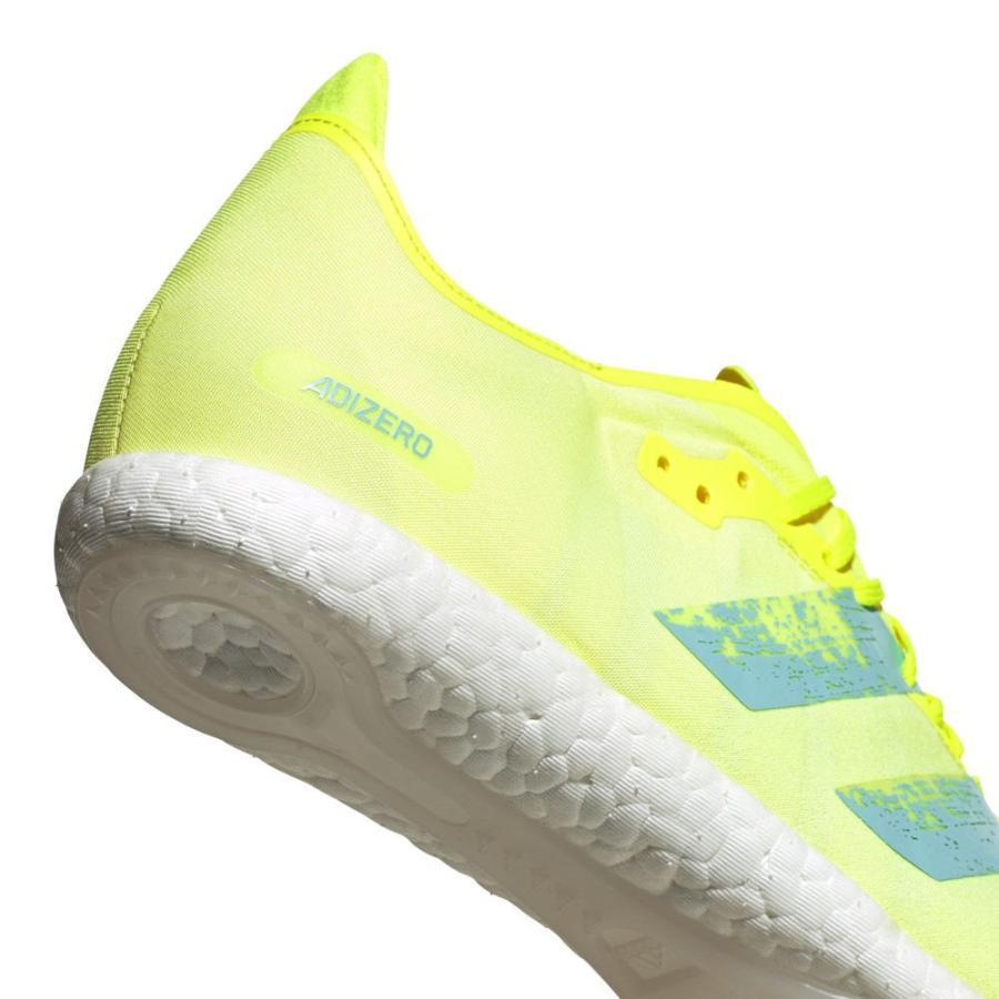 アディダス adidas メンズ 陸上 シューズ・靴 adiZero Avanti Solar Yellow/Clear Aqua/Core Black|fermart|03