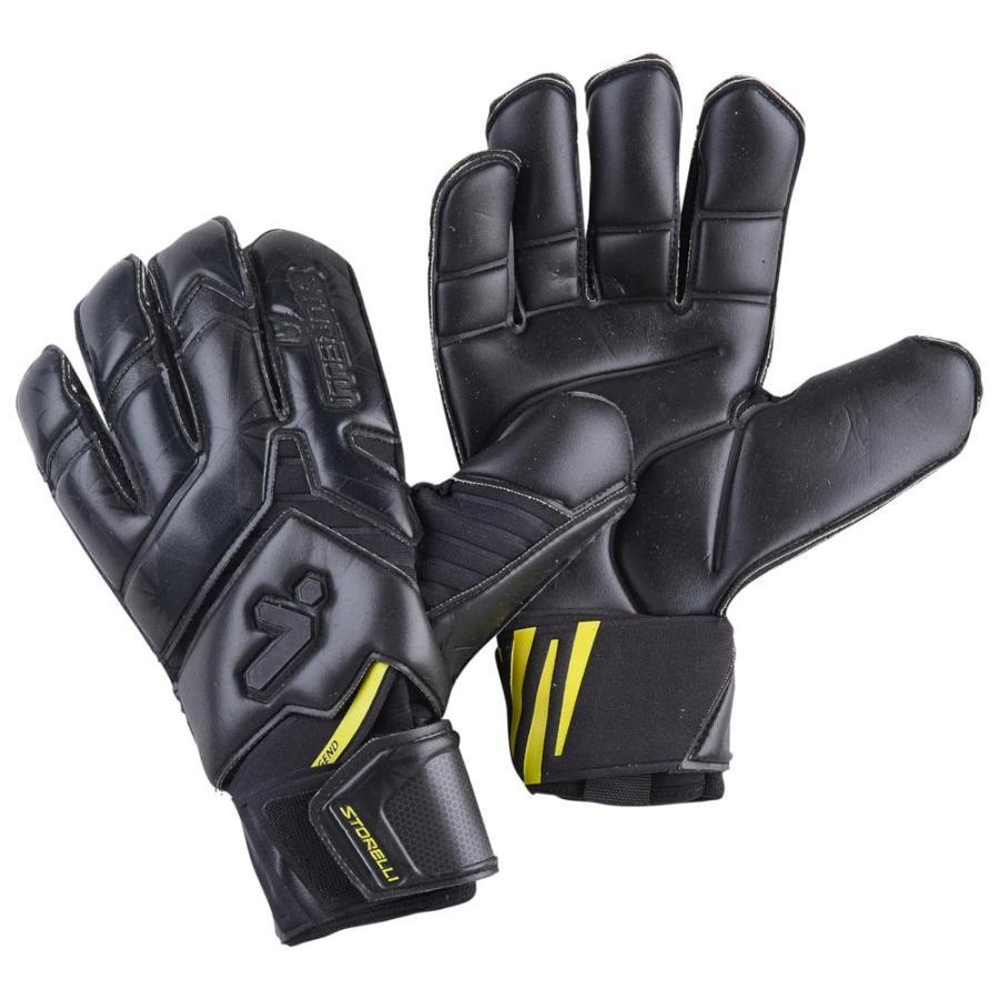 ストレリ Storelli Sports メンズ サッカー グローブ exoshield gladiator legend 2.0 gk glove 黒