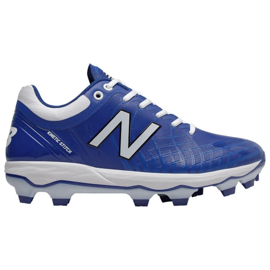 ニューバランス New Balance メンズ 野球 シューズ・靴 4040v5 TPU Low Royal/白い