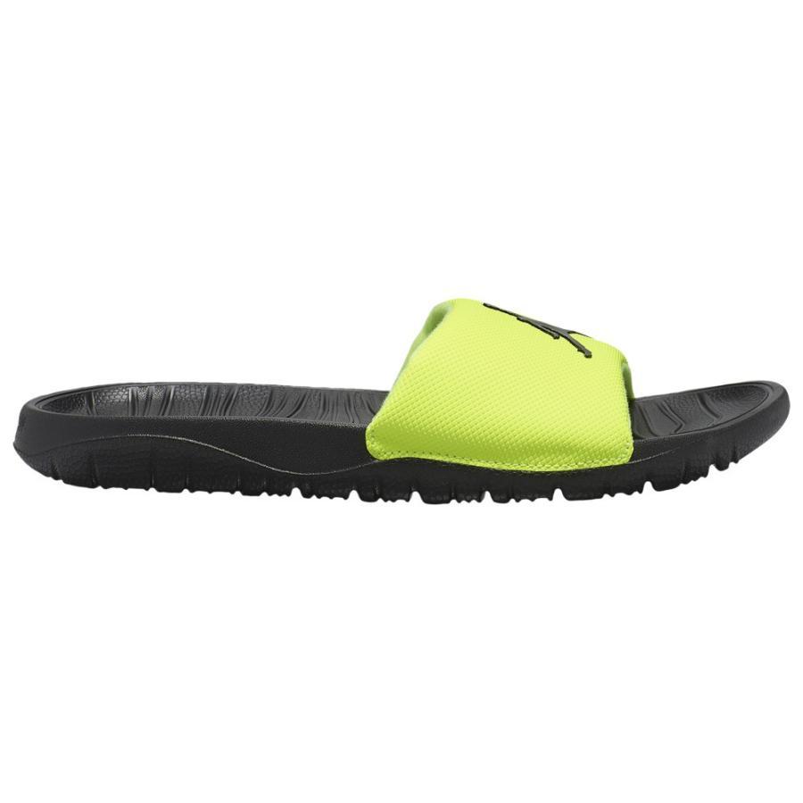 ナイキ ジョーダン Jordan メンズ バスケットボール シューズ・靴 Break Slide Volt/黒