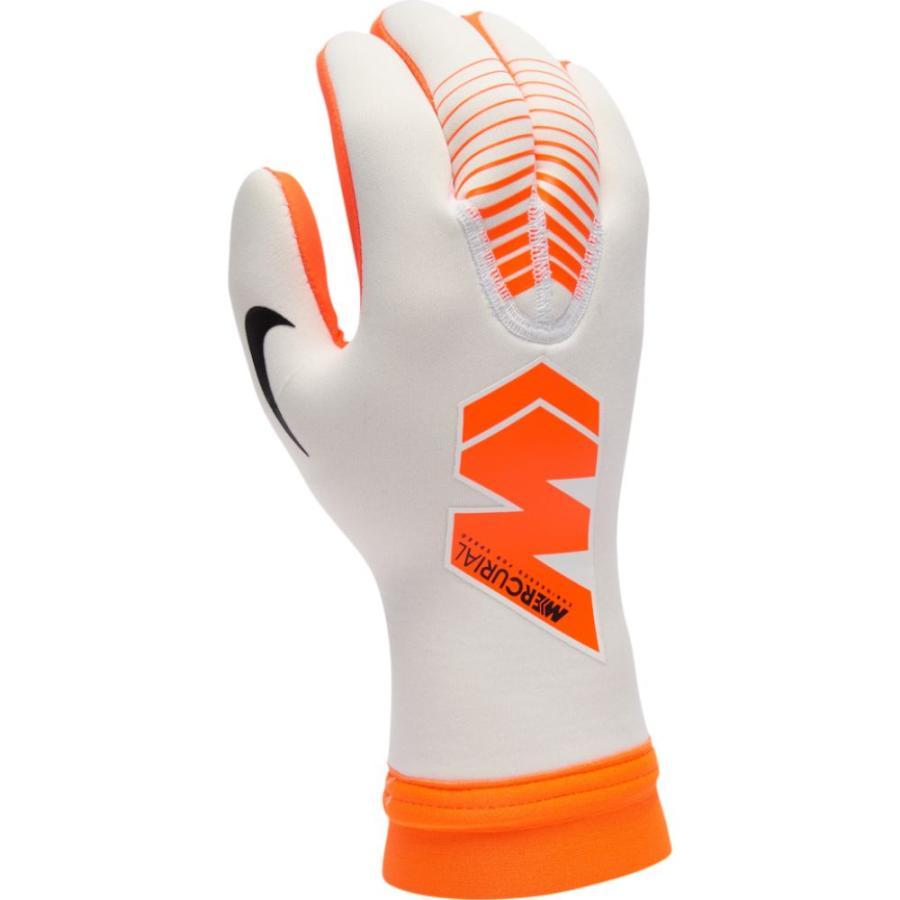 ナイキ Nike ユニセックス サッカー キーパーグローブ グローブ Mercurial Touch Victory GK Gloves 白い/Hyper Crimson