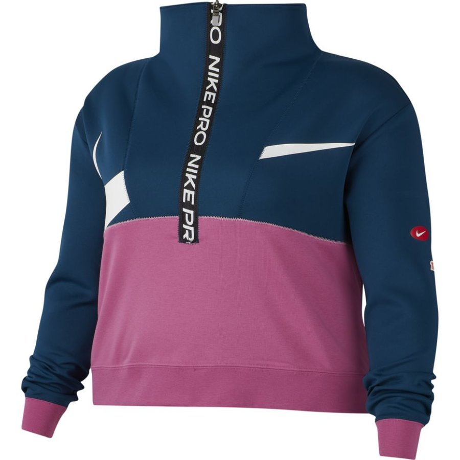 大割引 ナイキ Nike レディース フィットネス・トレーニング ハーフジップ 大きいサイズ トップス Plus Size Dry Fit JDIY 1/2 Zip Fleece, ママ&キッズの服 赤ちゃんくじら 41d5ef30