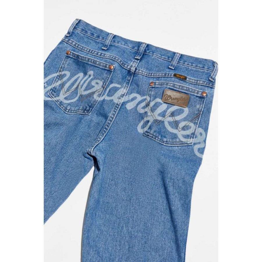高級品市場 ラングラー booty Wrangler メンズ ジーンズ・デニム x ボトムス・パンツ nas x lil nas x uo exclusive on my booty jean Vintage Denim Medium, コウフシ:745a17e3 --- sonpurmela.online