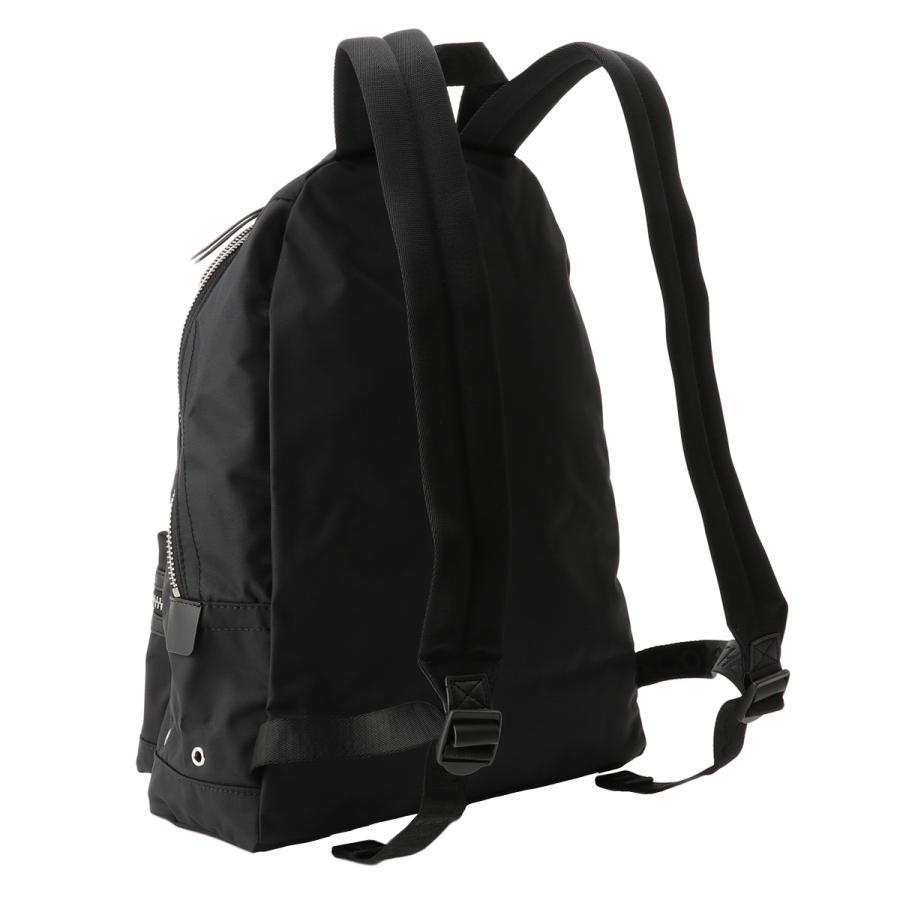 【即納】マーク ジェイコブス Marc Jacobs ユニセックス バックパック・リュック バッグ Backpack M0016409 BLACK A4対応 ロゴ|fermart|02
