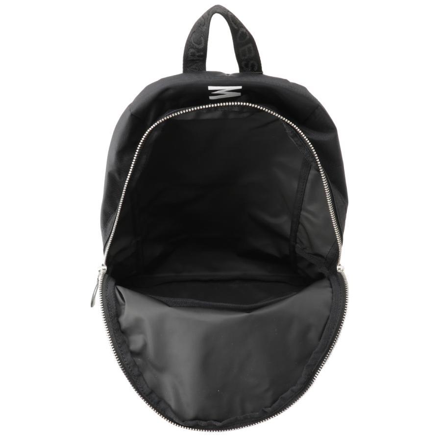 【即納】マーク ジェイコブス Marc Jacobs ユニセックス バックパック・リュック バッグ Backpack M0016409 BLACK A4対応 ロゴ|fermart|03
