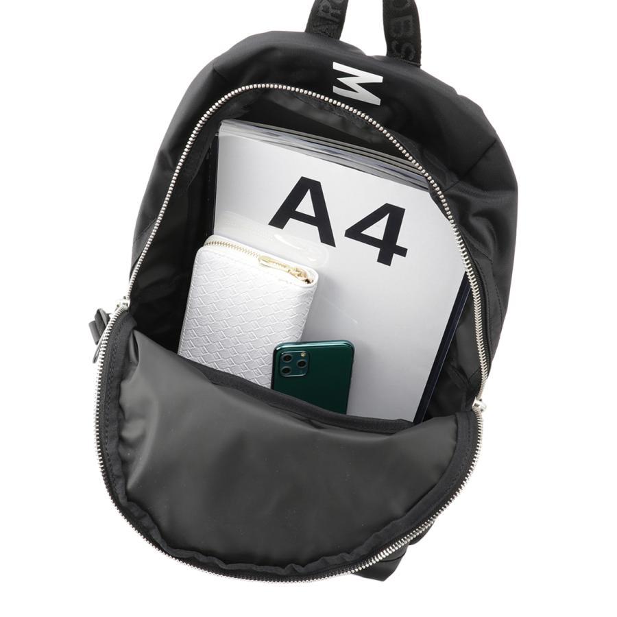 【即納】マーク ジェイコブス Marc Jacobs ユニセックス バックパック・リュック バッグ Backpack M0016409 BLACK A4対応 ロゴ|fermart|06