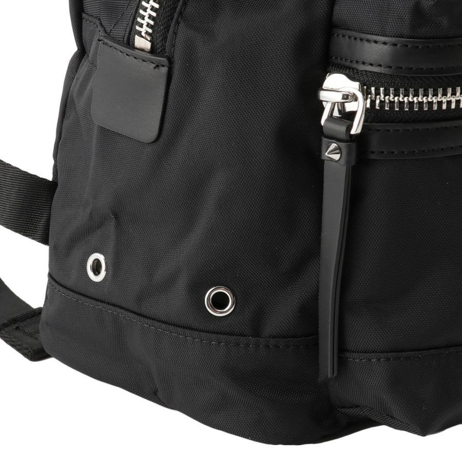 【即納】マーク ジェイコブス Marc Jacobs ユニセックス バックパック・リュック バッグ Backpack M0016409 BLACK A4対応 ロゴ|fermart|08