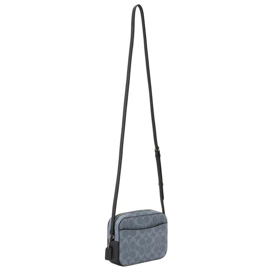【即納】コーチ Coach レディース ショルダーバッグ バッグ Mini Camera Bag 91904 SVLD シグニチャー シグネチャー カメラバッグ|fermart|02