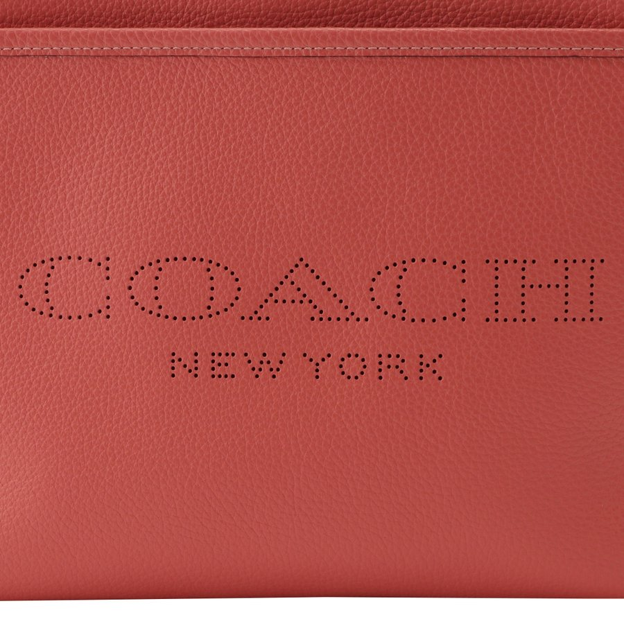 【即納】コーチ Coach レディース ショルダーバッグ バッグ File Bag With Coach Print 91167 IMB3R ロゴ パンチング ファイルバッグ fermart 06
