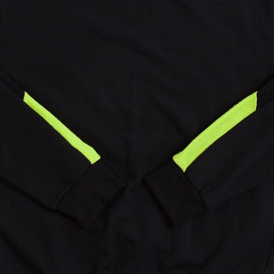 【即納】エンコーデッド ENCODED メンズ スウェット・トレーナー トップス VIVID SIDELINE SWEAT PO black|fermart|03