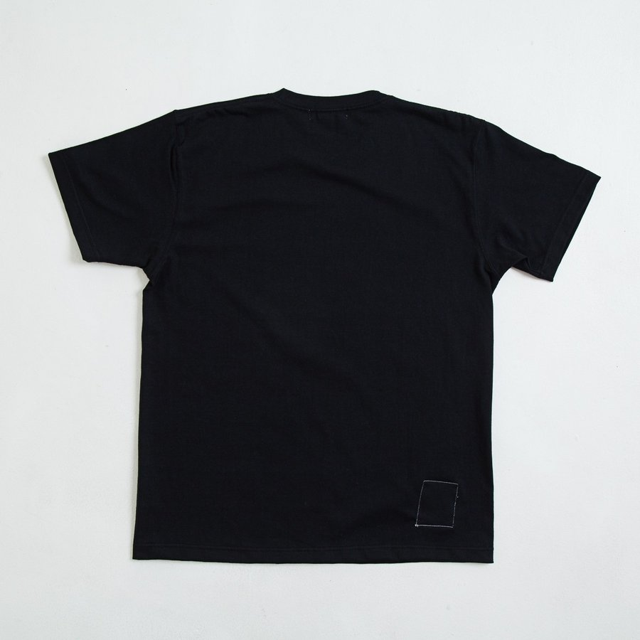 【即納】エンコーデッド ENCODED メンズ Tシャツ トップス Encoded STREAM TEE black|fermart|02