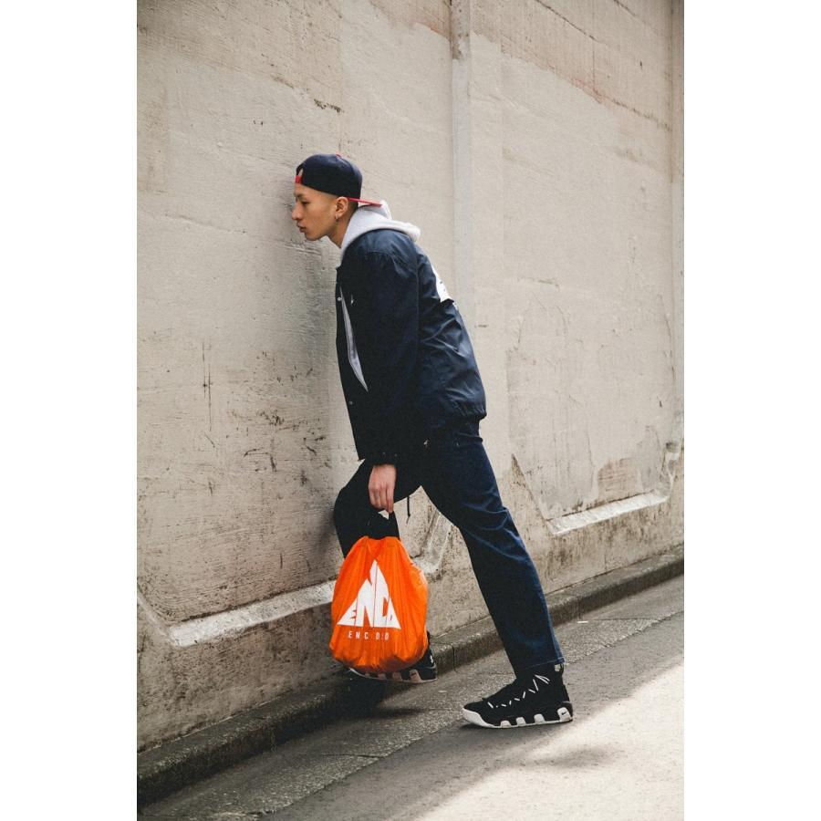 【即納】エンコーデッド ENCODED メンズ ジャケット アウター TRIANGLE EMBLEM COACH JACKET navy|fermart|04