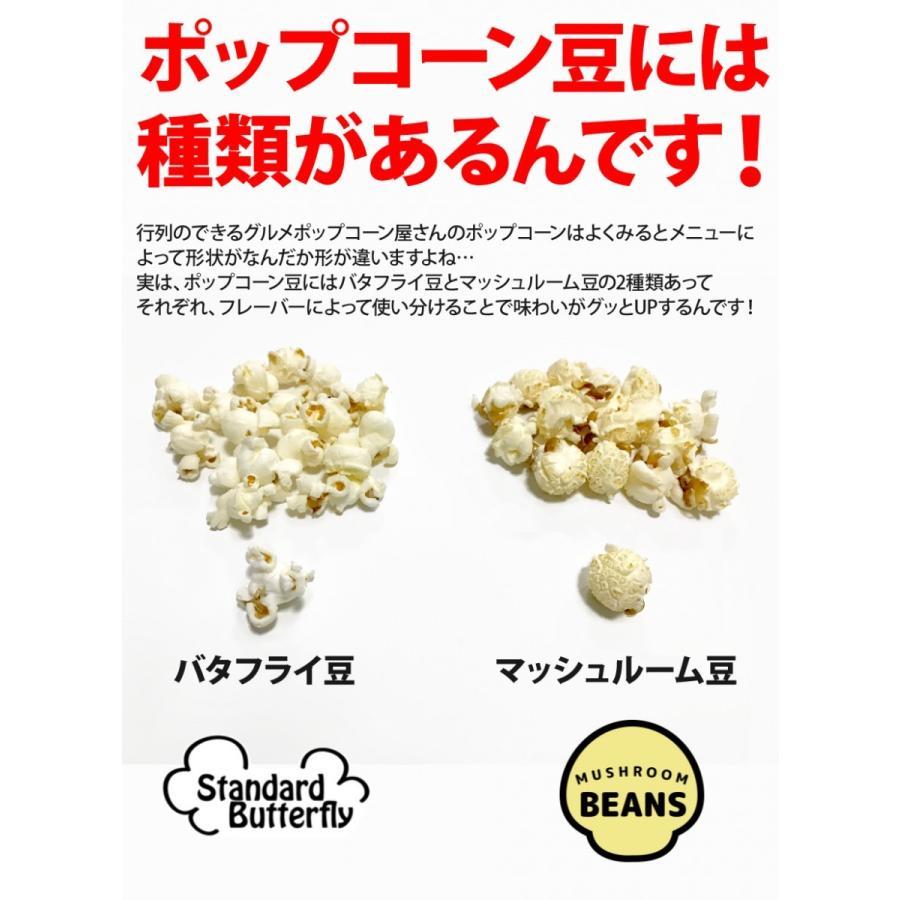 ネコポス ポップコーン豆500g バタフライorマッシュルーム |fescogroup|02