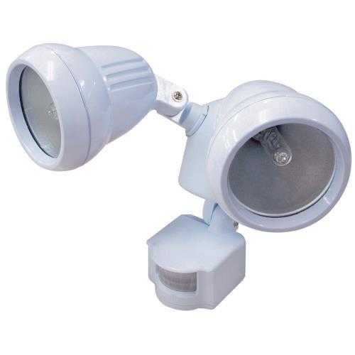 【処分品につき特別価格】センサーライト2灯 ハロゲンタイプ HSL-75PA パオック(PAOCK)|ficst