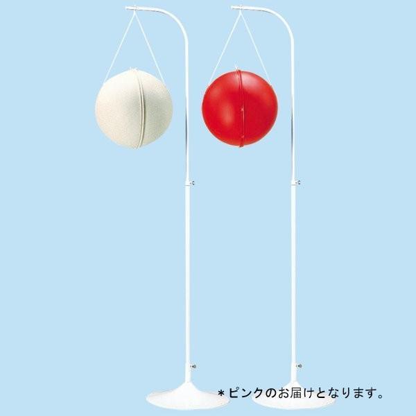 (受注生産)カラー鈴割りセット ピンク ( S-655-8 / ES10255115 )( 三和商会 )( 三和商会 運動会 競技 )(QCB02)