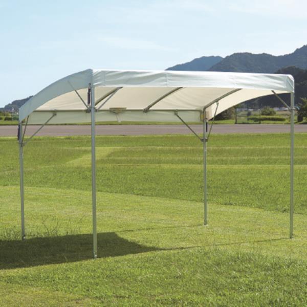 エバニュー 集会用テント フラットテント20 EKA754 特殊送料(ランク:K) (ENW) (QCB02)