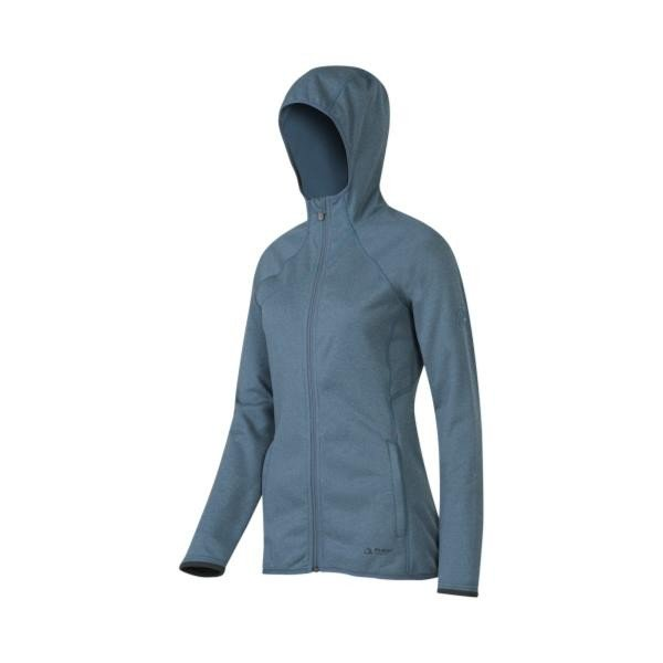 特価ブランド Get Away Hooded Jacket Women chill melange XL ( 1010-14831-5737-XL / MAT10295091 )( マムート )(QBJ37), フジエダシ cbe0d164