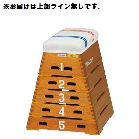 【法人限定】 トーエイライト TOEI LIGHT 跳び箱 跳び箱ST5段(上部ライン無) T-1859 特殊送料【ランク:10】 【TOL】(QCB02)
