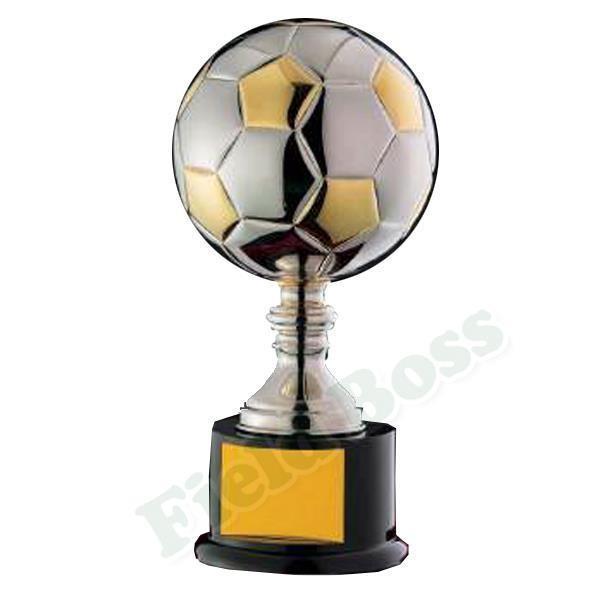 B378 サッカーブロンズ ※プレート別売 ウエロク ブロンズ 優勝カップ (UER)(QBJ37)
