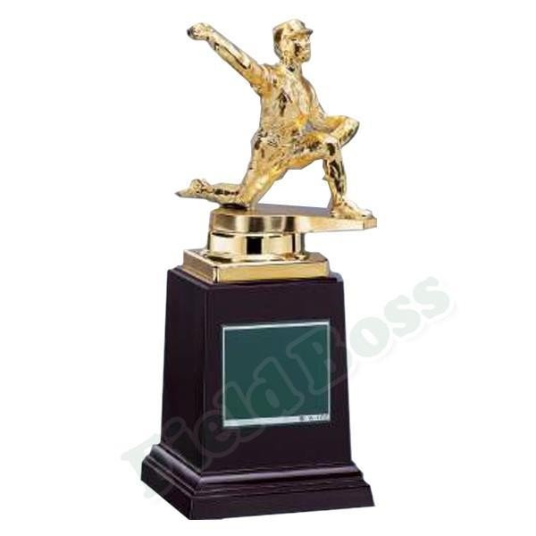 B307 野球ブロンズ ※プレート別売 ウエロク ブロンズ 優勝カップ (UER)(QBJ37)