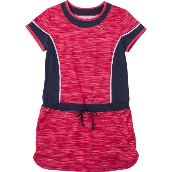 SS ツアープラスメランジドレス ティーBX エレッセ レディース Tシャツ シャツ (ELE)(QBJ37)