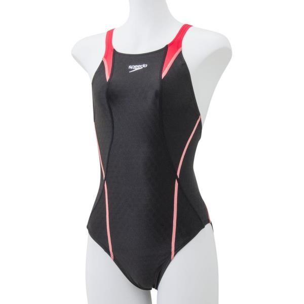 競泳用水着(Fina承認) FLEX Cube ウイメンズ エイムカットスーツ K*PR スピード レディース 水着 競泳 (JSS)(QBJ37)