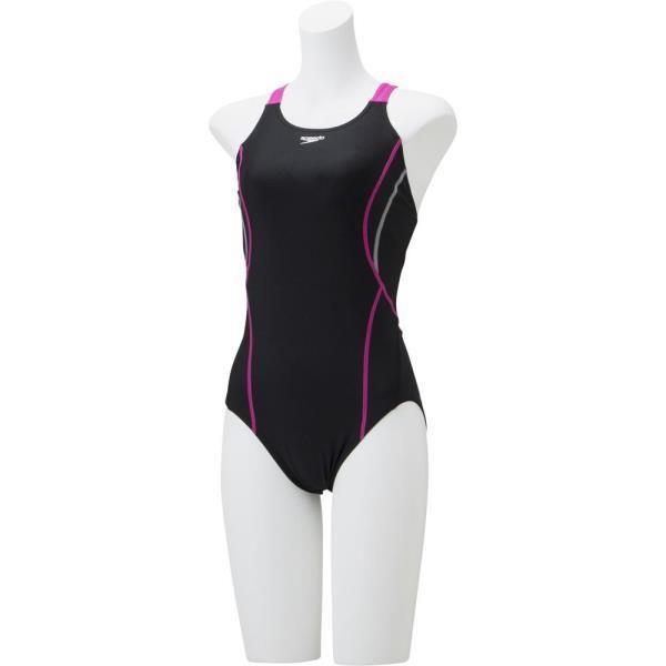 練習用 Lap Swim ウィメンズ トスーツ リップS スピード レディース 水着 フィットネス (JSS)(QBJ37)