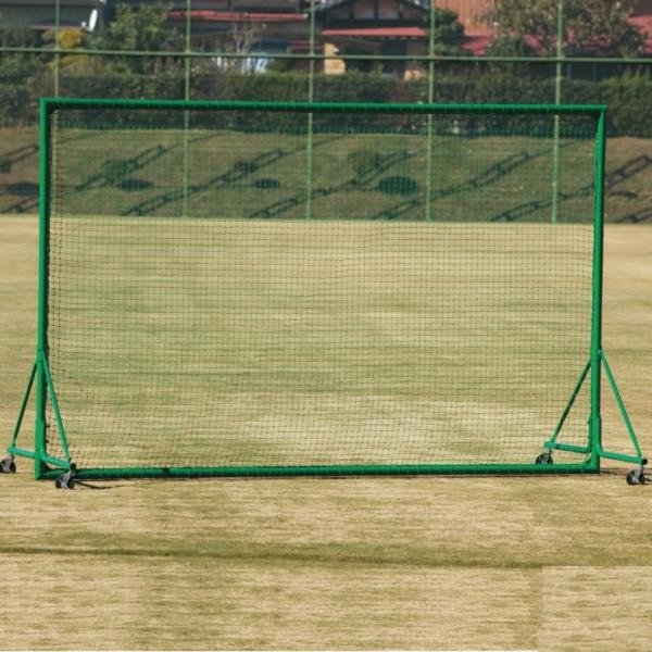 ネット 野球 体育用品 S-4739 アルミ防球ネット 3×2 移動式送料【お見積】 (SWT)(QBJ37)