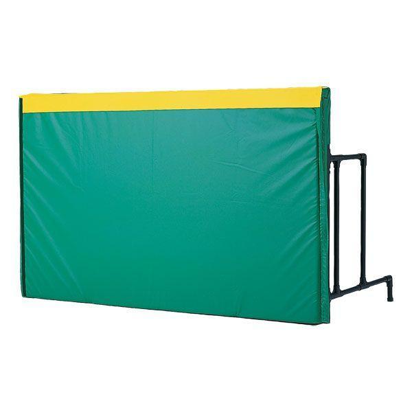 外野フェンス 野球簡易式外野フェンス用(ライン入/グリーン)D-6971G 特殊送料:ランク(別途)(DAN)(QBJ37)