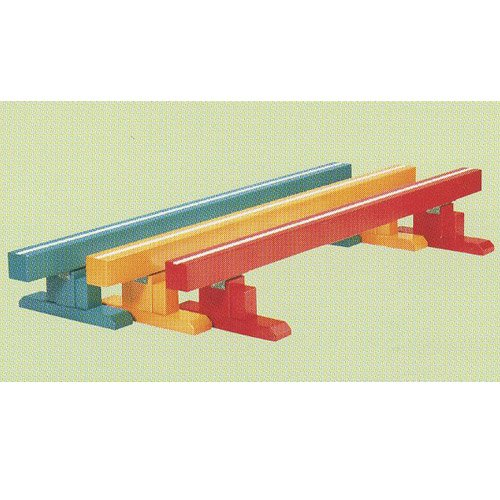 カラー平均台 (分類:運動会用品)(ES31303/S-409)(QCB02)