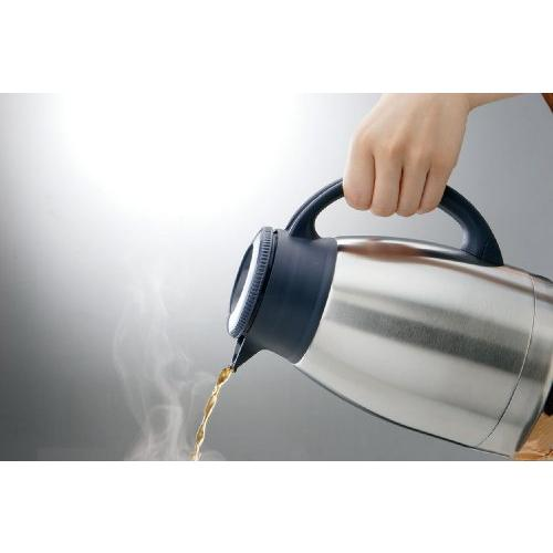 象印 コーヒーメーカー珈琲通 2~8杯用 ダークグレー EC-JS80-HW|figaro-store|02